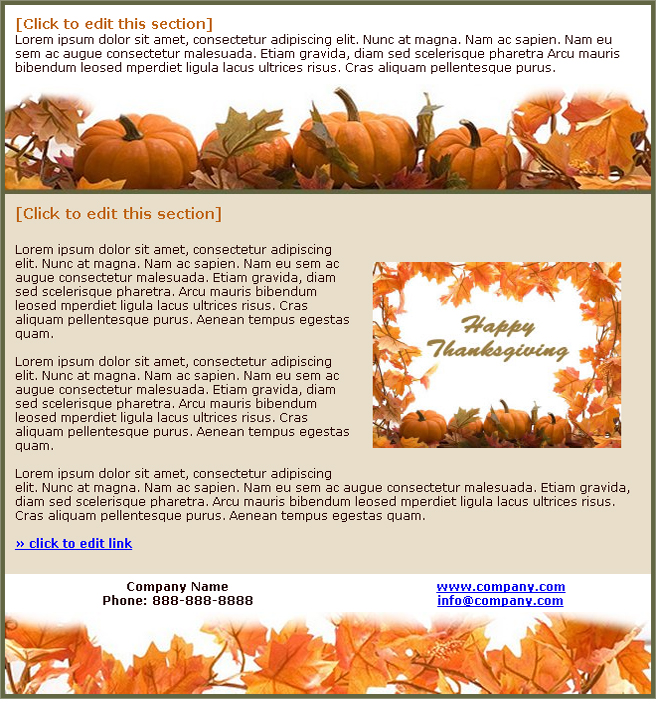 Holiday Email Templates  Email Newsletter Templates  Net Atlantic