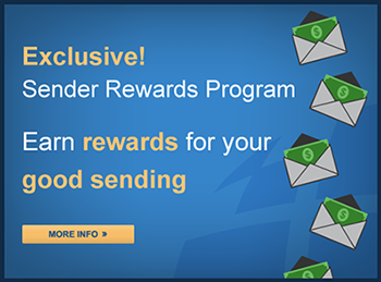 Sender Rewards Program