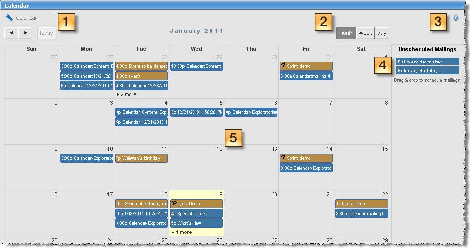 Email Marketing Solutions & Services | Email Marketing Calendar