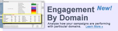 Learn more about our Engagement by Domain feature!